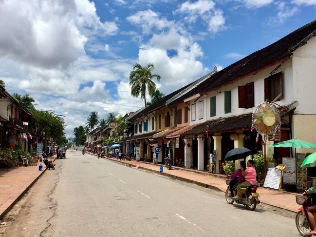Luang Prabang - Main Street